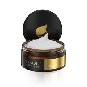 favorite mask with keratin from Nanoil
