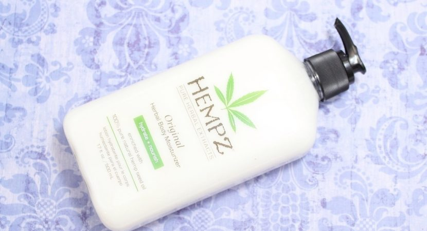 Hempz Original Herbal Moisturizer Lotion