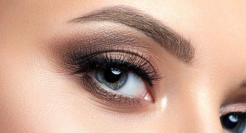 beautiful eyelashes