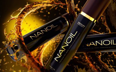 Revolutionary Nanoil hair oils