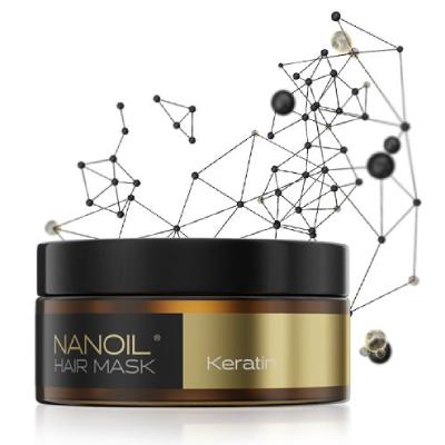 Nanoil  - the best keratin mask