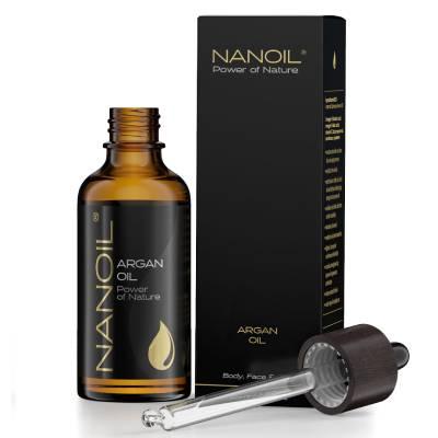 The best argan oil Nanoil
