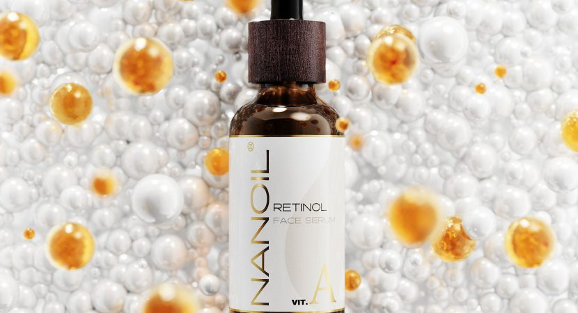 Nanoil the best retinol face serum